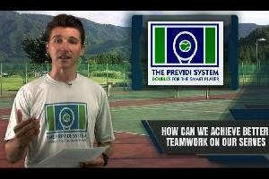 Mailbag: How Can We Achieve Better Teamwork On Our Serves