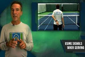 Using Signals When Serving